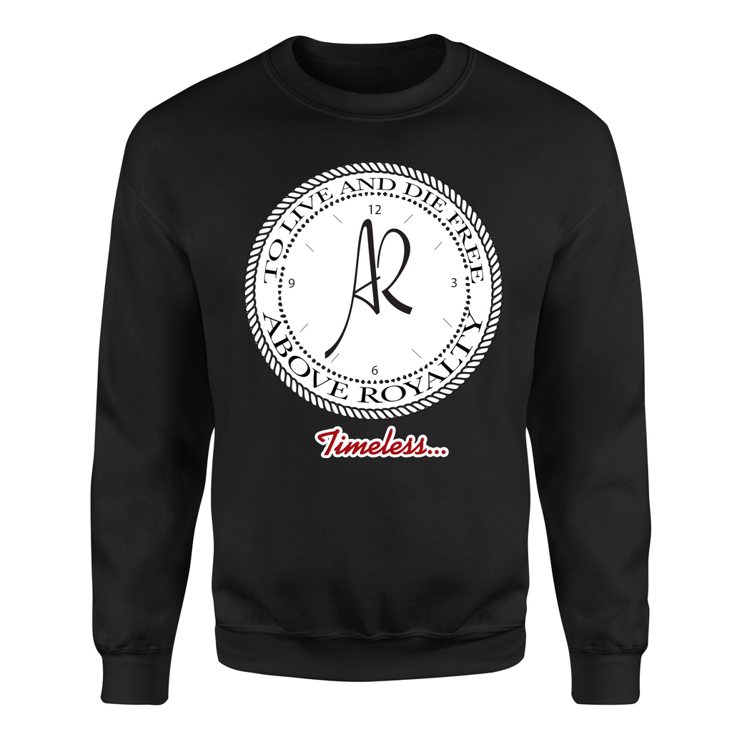 Timeless Crewneck Sweatshirt - Black