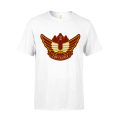 Flight Short Sleeve Tee - White