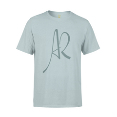 Trademark Men's Short Sleeve Tee - Pale Blue