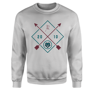 Tribe Crewneck Sweatshirt - Grey