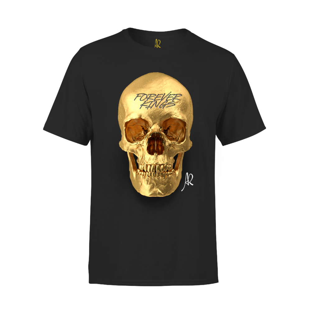 Forever Kings Short Sleeve Tee - Black