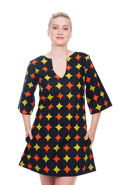 SPICY A LINE TUNIC