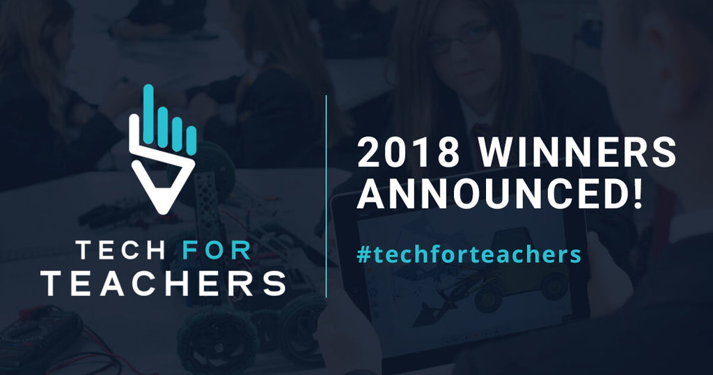 Oaka Digital Wins Tech for Teachers Award
