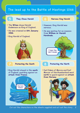 CE KS3 Battle of Hastings
