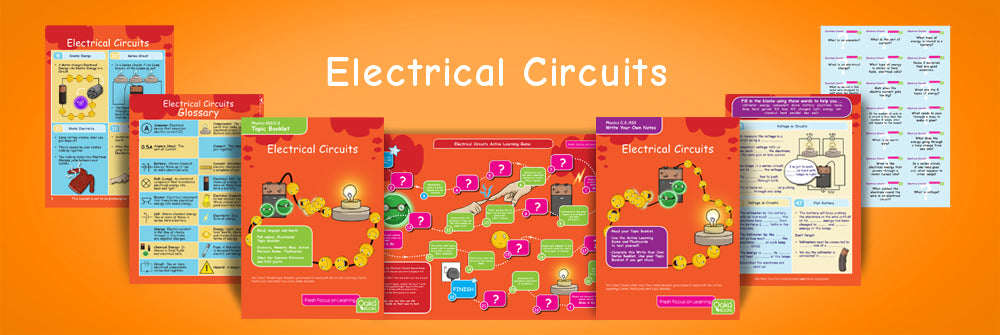 CE KS3 Electrical Circuits revision guide