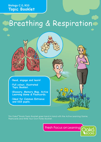 CE/KS3: Science: Biology: Breathing & Respiration