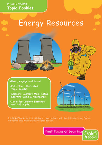 CE/KS3: Science: Physics: Energy Resources