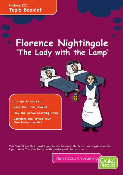 KS1 History Revision Guide Florence Nightingale