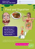 CE/KS3 Science: Biology: Food & Digestion