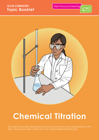 GCSE/KS4 Chemistry: Chemical Titrations AVAILABLE 7/9/2020!