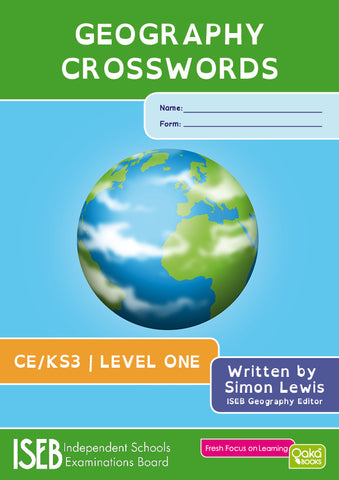 CE/KS3 Geography Crosswords Level 1