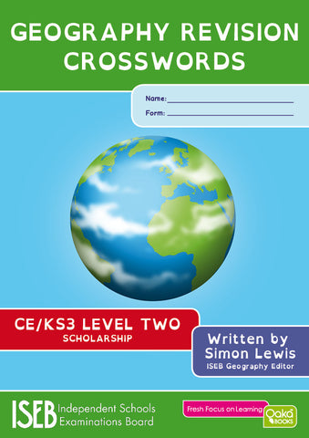 CE/KS3 Geography Crosswords Level 2