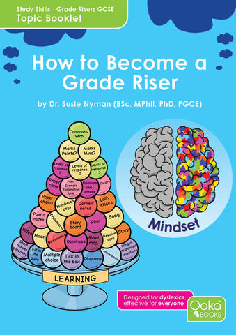 How to Become a Grade Riser by Dr Susie Nyman - TEACHER MUST HAVE!