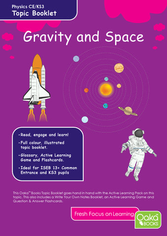 CE/KS3 Science: Physics: Gravity and Space