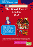 KS1 History: Great Fire of London
