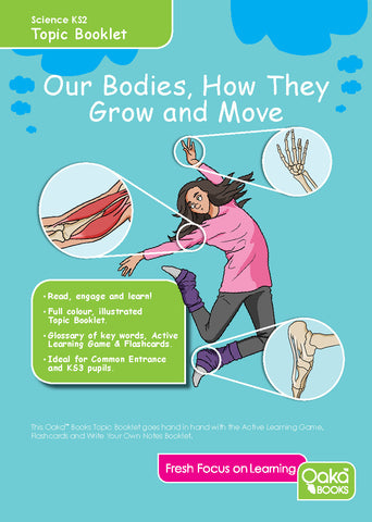 KS2 Science: Biology: Our Bodies, How They Grow & Move