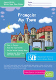 CE/KS3 French: My Town