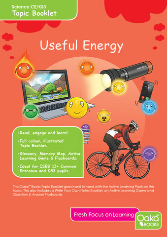 CE/KS3: Science: Physics: Useful Energy