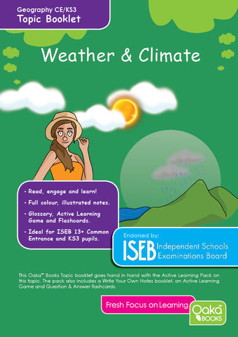 CE/KS3 Geography: Weather & Climate