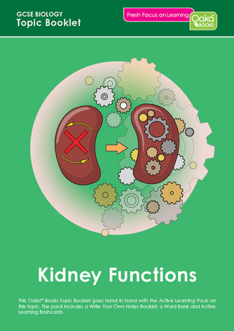 GCSE/KS4 Biology: Kidney Function AVAILABLE NOW!
