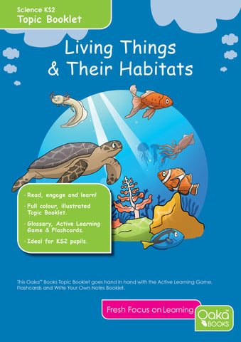 KS2: Science: Biology: Living Things & Their Habitats