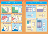 KS2 Maths Fractions Revision Book