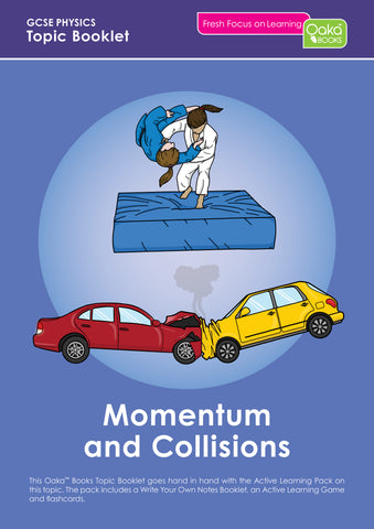 GCSE/KS4 Physics: Momentum & Collisions - PRE-ORDER NOW