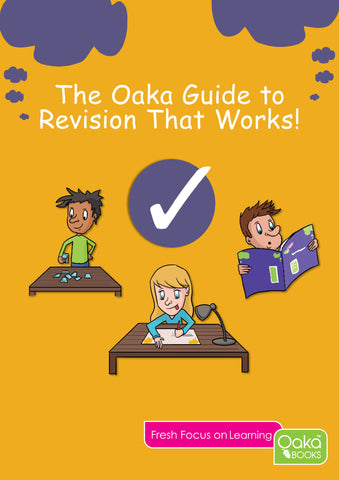 KS1 KS2 KS3 Common Entrance Revision Tips