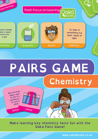Common Entrance KS3 Science Revision Game