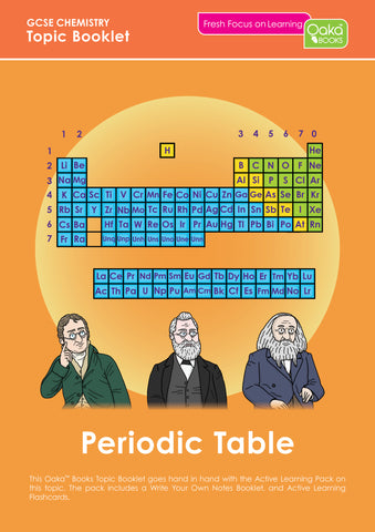 GCSE/KS4 Chemistry: The Periodic Table - PRE-ORDER NOW
