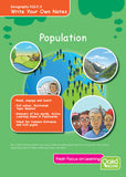 CE/KS3 Geography: Population