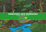 KS2 Living Things: Predators and Producers Game (£29.98 inc. VAT)