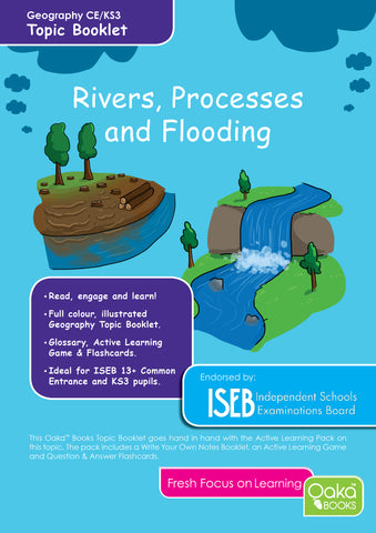 CE/KS3 Geography: Rivers, Erosion & Flooding