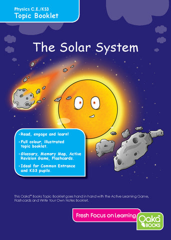 CE/KS3: Science: Physics: The Solar System