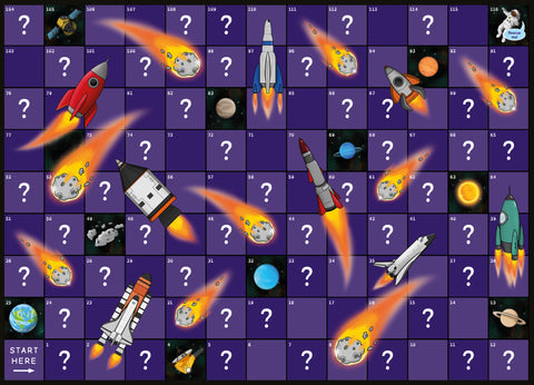 KS2 Physical Processes: Space Race Game (£29.98 inc. VAT)