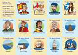 Common Entrance KS3 History Revision Characters