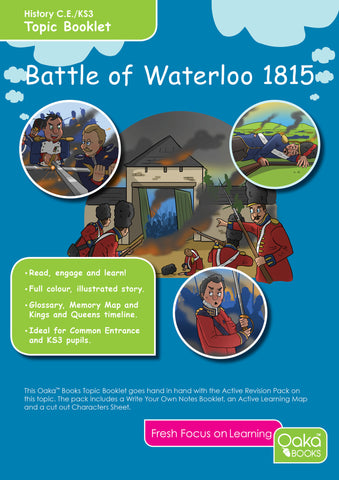 CE/KS3 History: The Battle of Waterloo