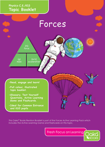 CE/KS3: Science: Physics: Forces