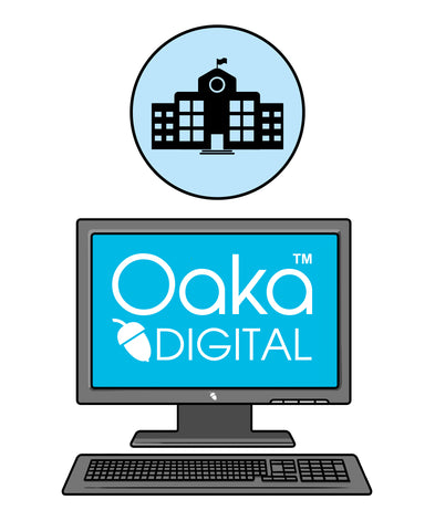 Oaka E-books Full School Licence