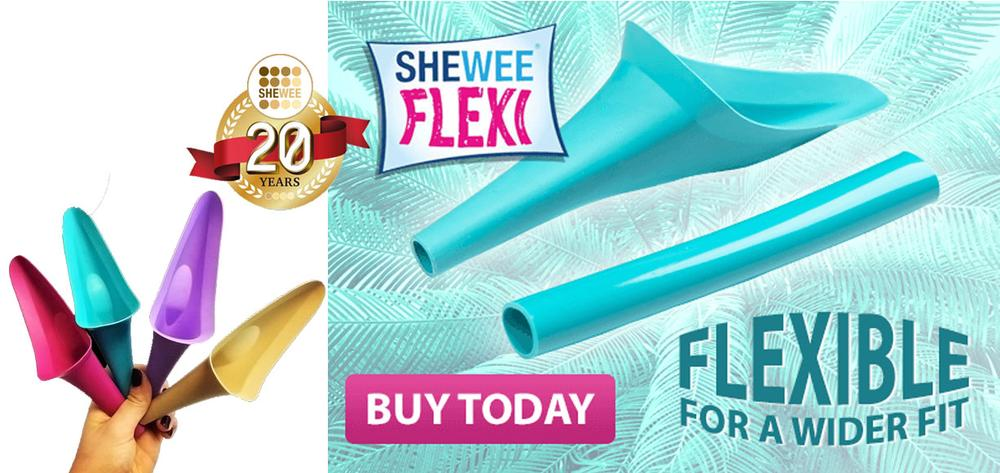 Click here to buy your Shewee Flexi Pro