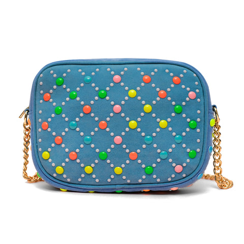 PLAY PURSE LADY CAMERA BAG IN BLUE