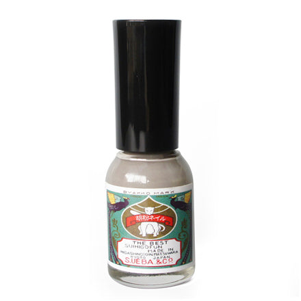 Gofun Nail Smoke Grey