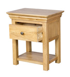 French Oak Night Stand