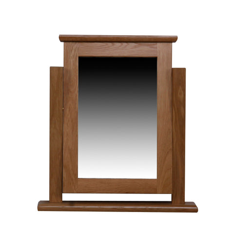 New Oak Dressing Table Mirror