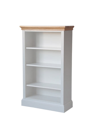 Painted Oak Small Bookcase