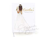 Semi-Custom Bride-to-Be Wedding Journal / Note Book / Guestbook