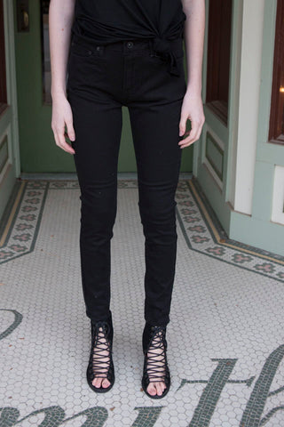 Black Stretch Skinny Jean