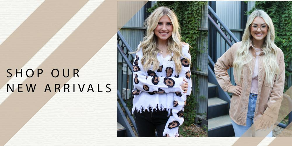 See our new arrivals!