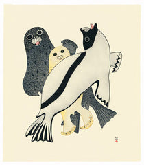 2008 Cape Dorset Print Collection