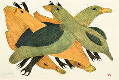 2012 Cape Dorset Print Collection